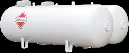 plynový tank